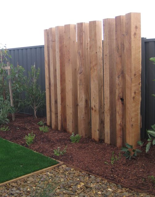 Landscaping pascoe vale and pascoe vale south for Garden feature screens